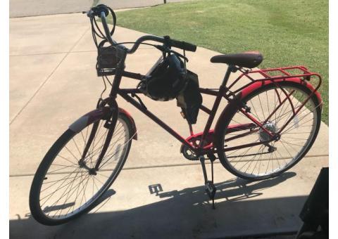 Beach comber bike